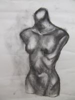 first observation drawing by rosalindharrison