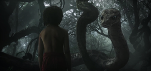 Kaa and Mowgli, what on earth are Disney doing? by officersmile1466