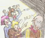 Bald by Mister-Saturn