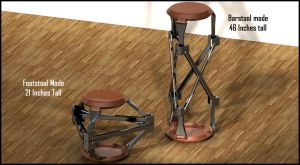 Adjust-O-Stool by Doomsday-Device