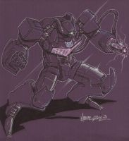 shockwave by markerguru