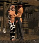 Bessie and the Cowboy by SubVirgin