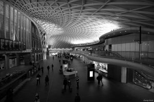 Kings Cross by George---Kirk