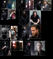 Slipknot Members Unmasked by IfYour555Im666