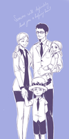Laws Family by LadyDeadPooly