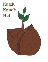 Knick Knack Nuts Logo by archangel-fx