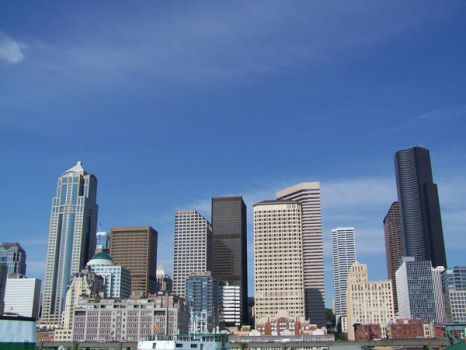 Seattle 1 stock by Aphoticbeauty