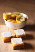 Classic Lemon Bars by munchinees