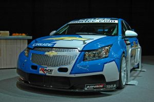 Chevrolet Rally car 1 by BlokkStox