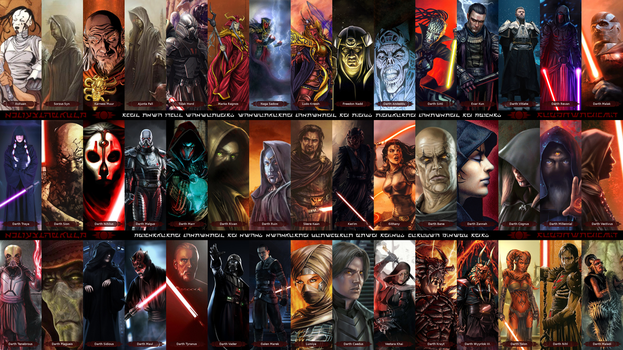 Order of the Sithlords by Hyperion127