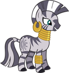 Zecora by ShelltoonTV