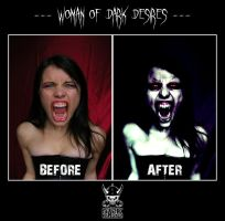 woman of dark desires_before-after by the-art-of-matth