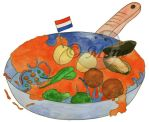 Nederland(s eten) in de pan by mene