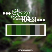 Green Forest by iSmileLikeMe