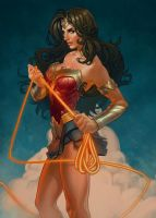 Wonder Woman by Markovah