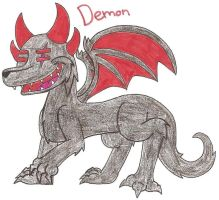 CE Demon by 12051993