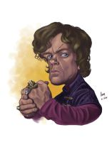 The Imp ~ Tyrion from Game of Thrones by jadamfox