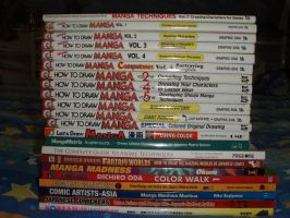 Reference books by animefreak137