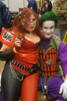 Harley and Mr. J by LolitaLibrarian