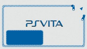 Lockscreen PS Vita logo by Kellyphonic