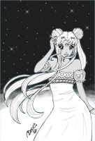 Serena, Princess of the Moon 2 by DeadPeppermint