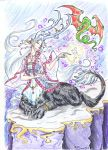 Magic of Night Chimera by Koneko-himeko