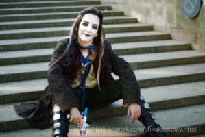Graverobber by Shirak-cosplay