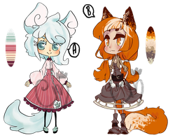 Set Adopt 1 [ONE LEFT $5] by Turvyy