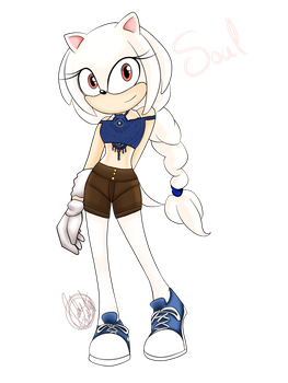 Soul the Hedgehog by SoulFullofLove