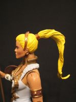 MOTUC custom Blonde Teela 3 by masterenglish