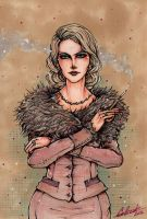 Orphetelith E. Levinson - Silver Queen by Calicot-ZC