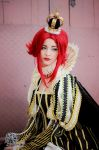 The sadness of  Queen Esther - Trinity Blood by Shirokii