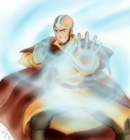 Avatar Aang by Guchi-Girl1