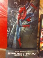 Standee for The Amazing Spider-Man by thereanimatedunknown
