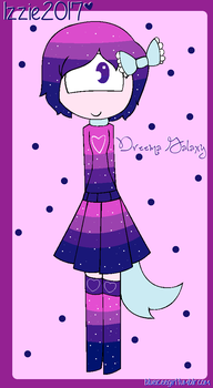 dreema the cyclops galaxy (gift) by blueiceegirlart