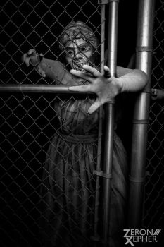 Weeping Angels - Alley 2 by Kilayi