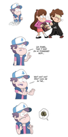 Poor (little) Dipper by markmak