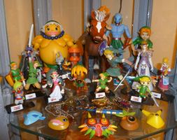 Updated Zelda Figurines/Toys 4 by Linksliltri4ce
