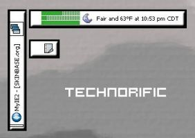 Technorific for geoshell by groovecircus
