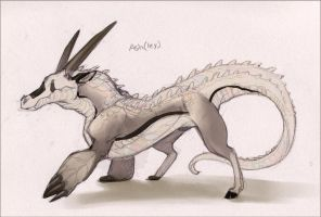 Chimaera by tricksparrow