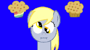 Derpy MuffinSpin by Captain64
