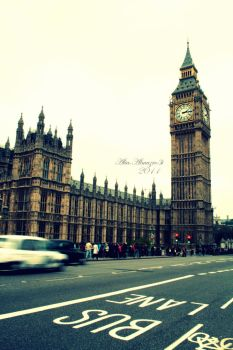 Big Ben by 3LooYaH