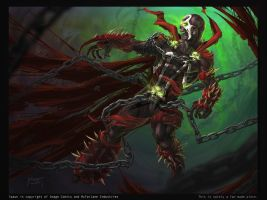 Spawn by PRATT-FACE