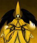 King In Yellow II color by verreaux