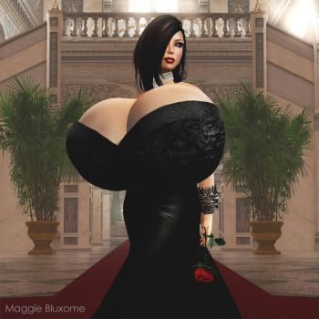 Maggie Formal 2 by maggiebluxome