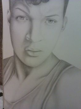 drawing by Agnesx8