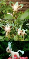 Leafeon Plush by otherwise