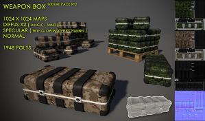 Weapon Box pack 2 by Nobiax