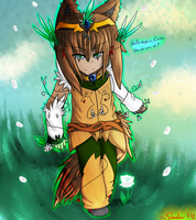 True Nature Lord - Harvest by Shadow-Rukario