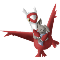 Latias Commission by Brookreed